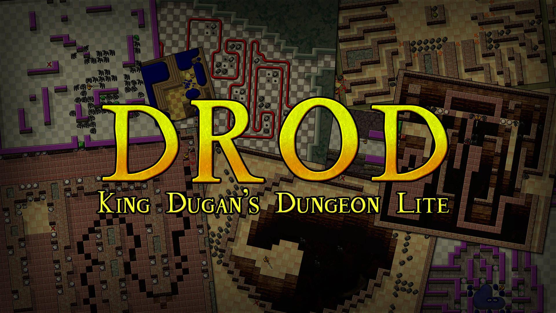 King Dugan's Dungeon Lite image