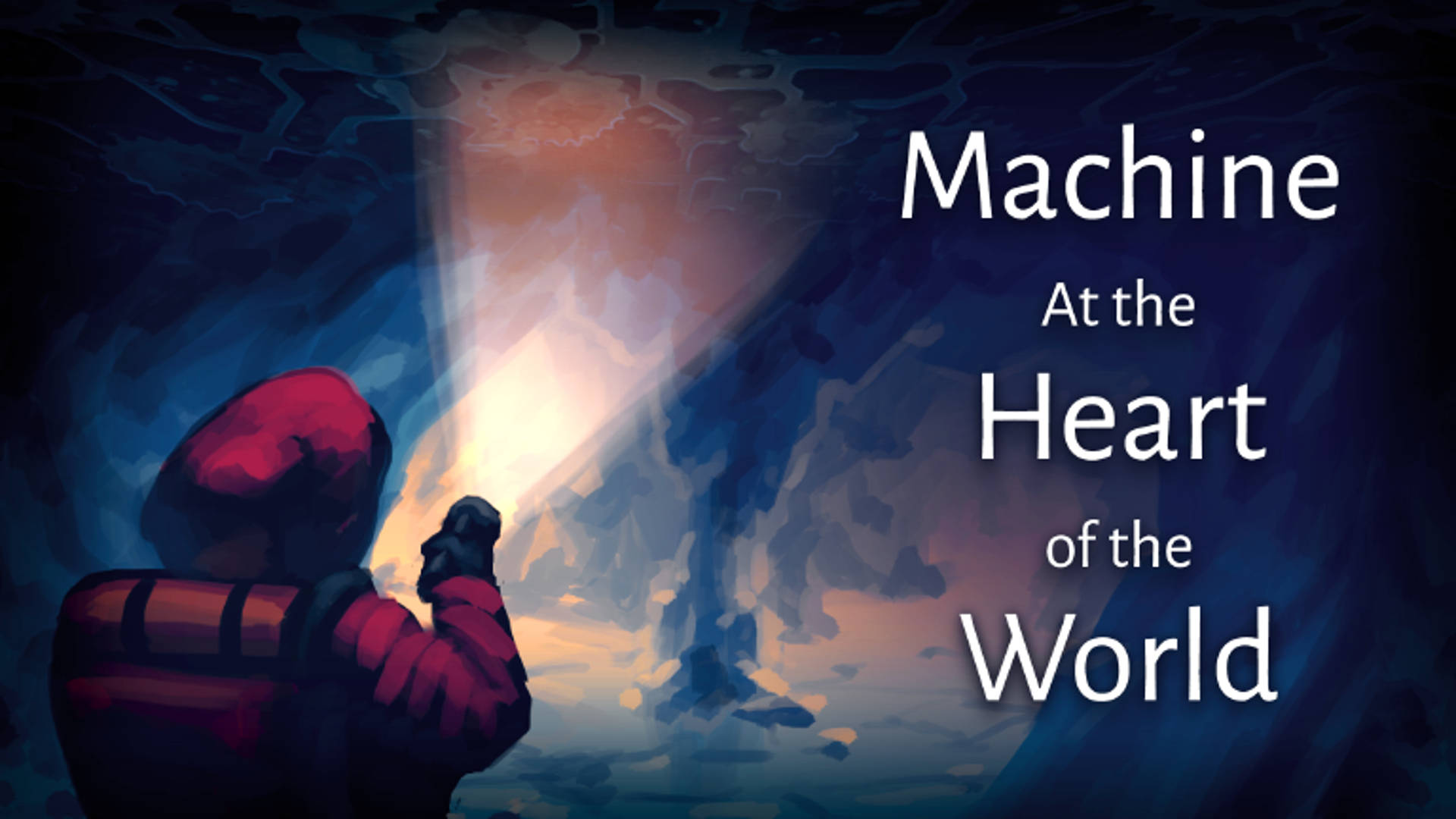 Machine at the Heart of the World image